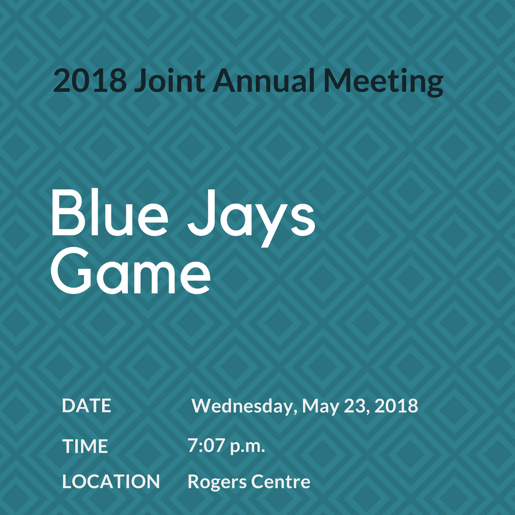 Blue Jays Game 2018