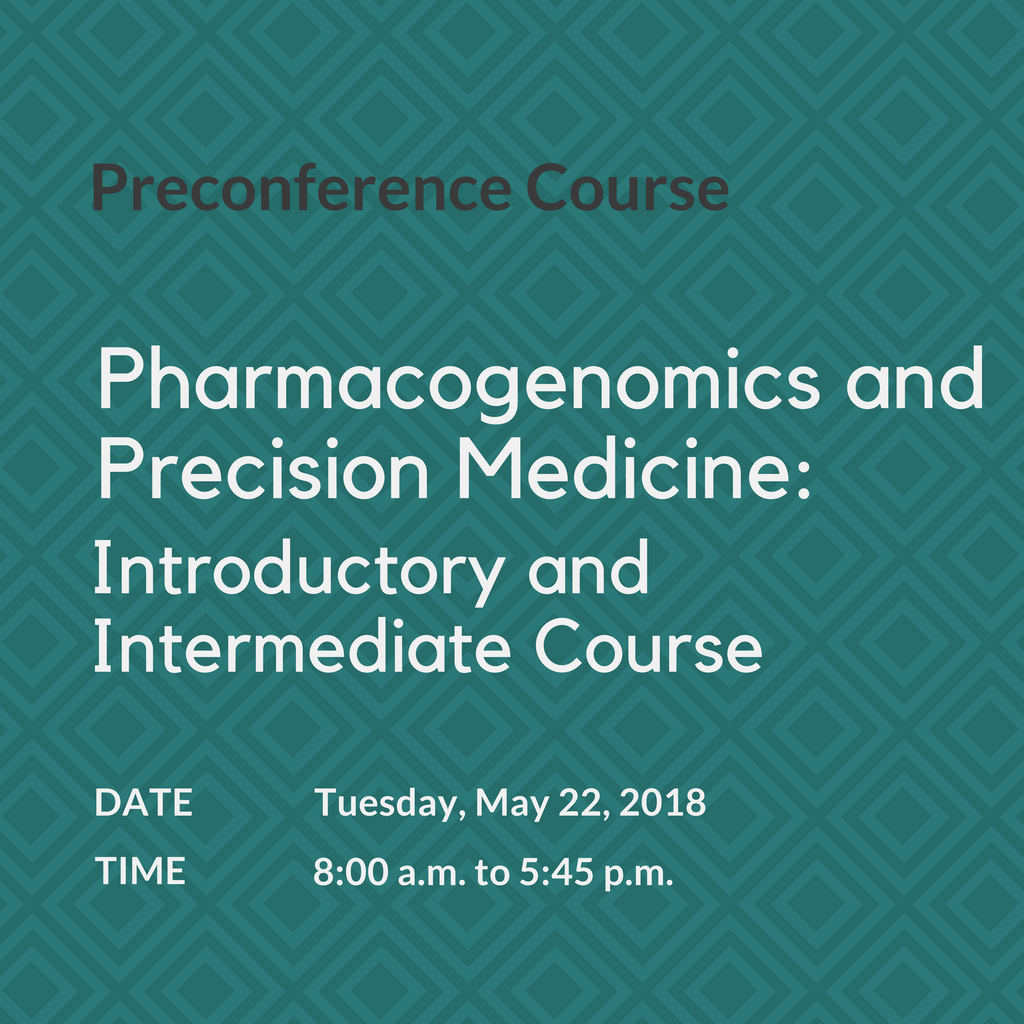 Pharmacogenomics Course / Emeritus Member