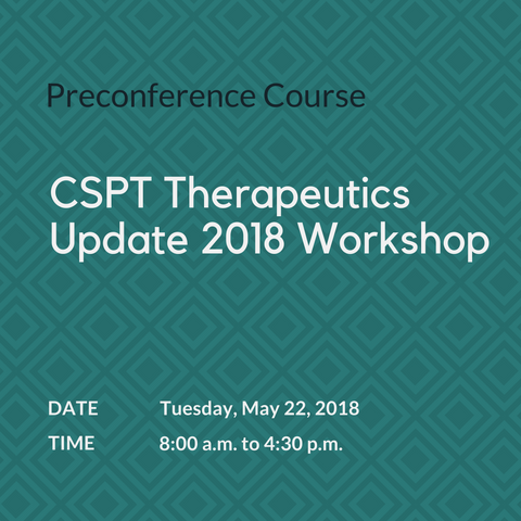 2018 Therapeutics Update / Non-Member Trainee