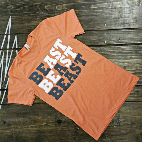 BE A BEAST Super Soft T