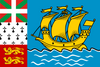 Unofficial Flag of Saint-Pierre and Miquelon