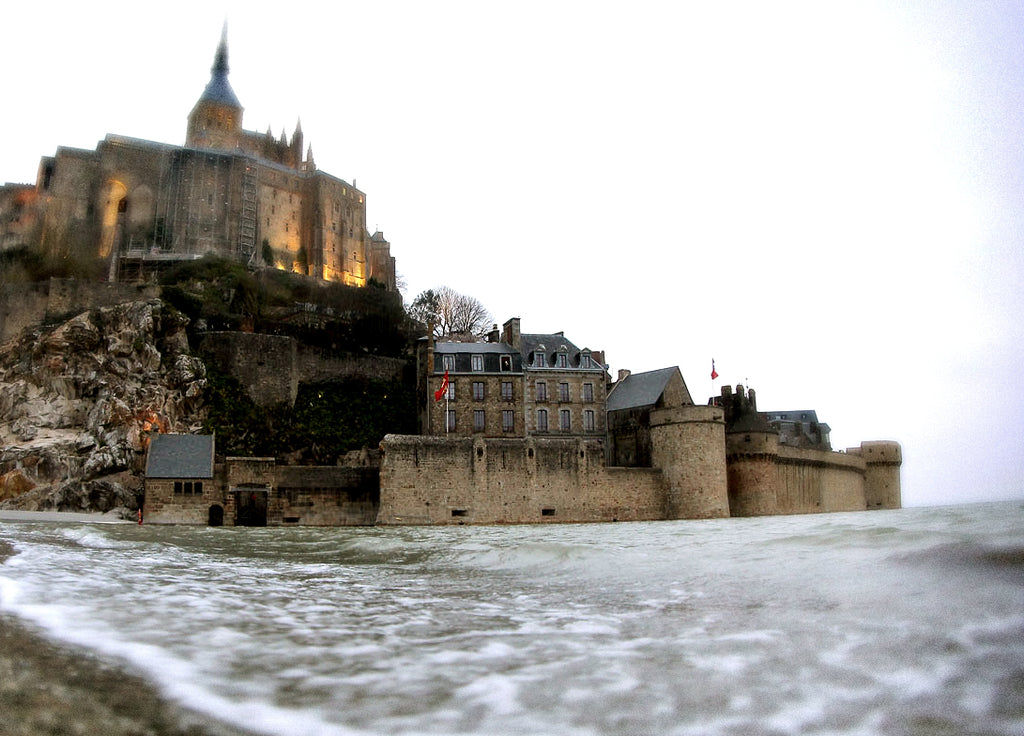 Is Mont Saint-Michel Breton or Norman?