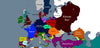 The History of Europe Timelapse Video