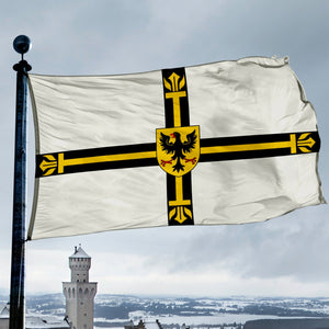 Teutonic Order Grand Master Flag - Flags Banners & Accessories Flag Flags