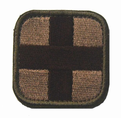 Image of Assorted Templar Teutonic Knights Medic Cross Tactical Patches - 1 - Patches Knights Patches