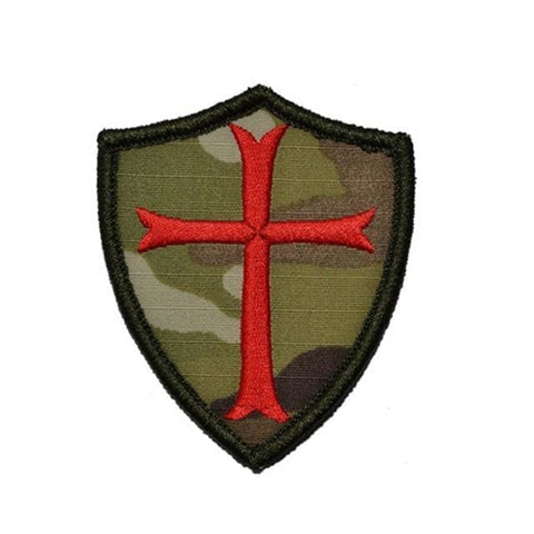 Image of Assorted Templar Teutonic Knights Medic Cross Tactical Patches - 14 - Patches Knights Patches