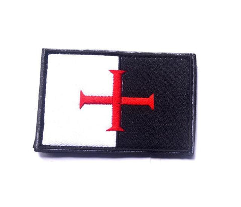 Assorted Templar Teutonic Knights Medic Cross Tactical Patches - 15 - Patches Knights Patches