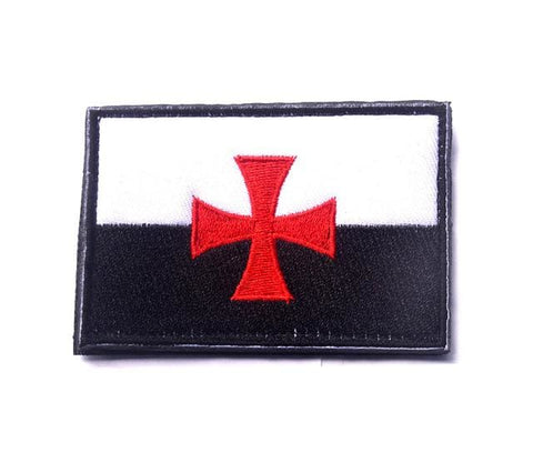 Assorted Templar Teutonic Knights Medic Cross Tactical Patches - 16 - Patches Knights Patches