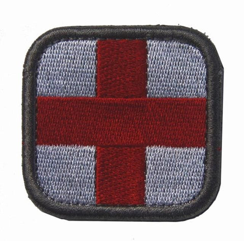 Image of Assorted Templar Teutonic Knights Medic Cross Tactical Patches - 3 - Patches Knights Patches