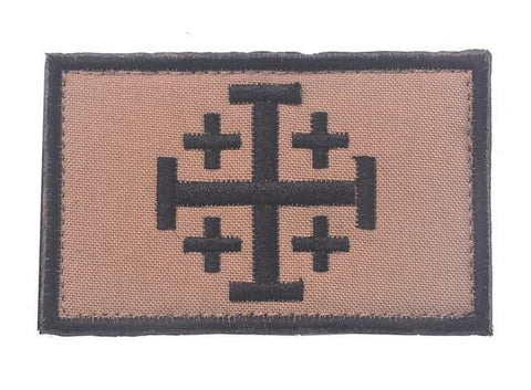 Image of Assorted Templar Teutonic Knights Medic Cross Tactical Patches - 4 - Patches Knights Patches