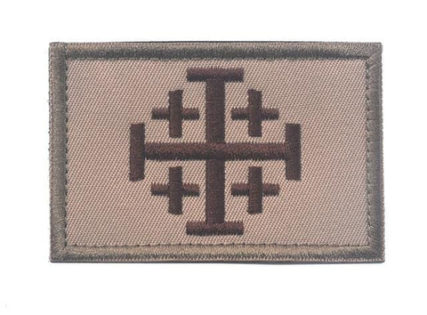 Assorted Templar Teutonic Knights Medic Cross Tactical Patches - 8 - Patches Knights Patches