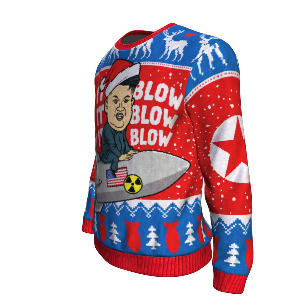 Let it blow Sweatshirt