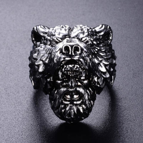 Image of Berserker Ring - Rings Ring Viking