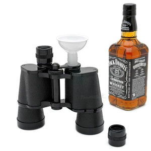 Binocular Hidden Flask - Water Bottles
