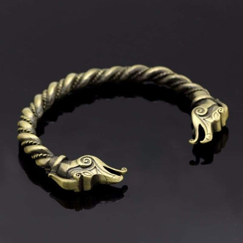 Image of Dragon Bracelet - Bracelet Vikings