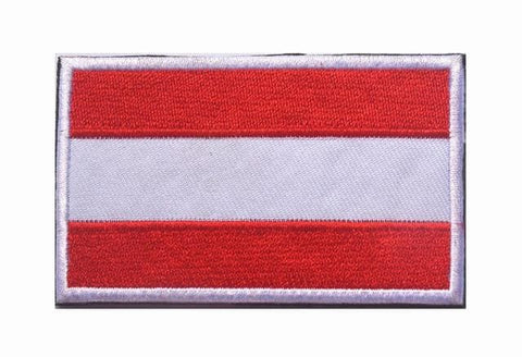 European Flag Tactical Patches - Austria - Patches Patches