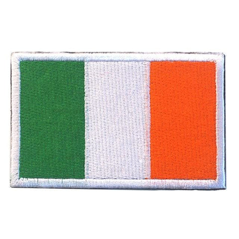 European Flag Tactical Patches - Ireland - Patches Patches