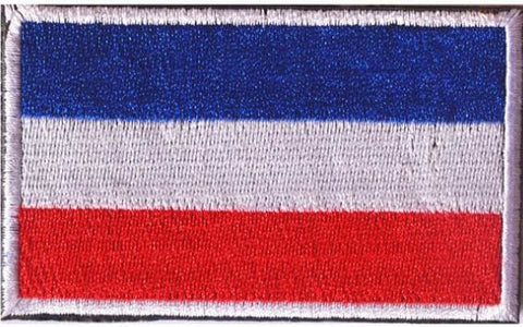 European Flag Tactical Patches - Netherlands - Patches Patches