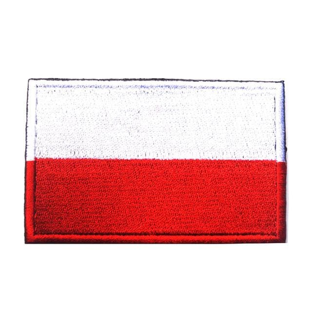 European Flag Tactical Patches - Poland - Patches Patches