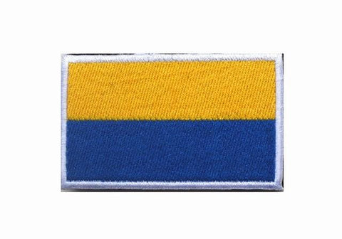 European Flag Tactical Patches - Ukraine - Patches Patches