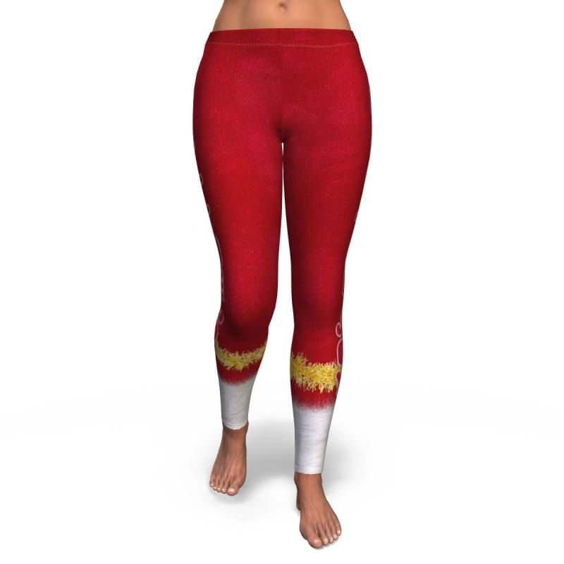 Feel The Joy Leggings - Xs - Leggings Christmas