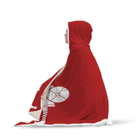 Image of Harold Army Man Hooded Blanket - Hooded Blanket Blankets Hooded Blankets