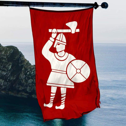 Harold Godwinson Army Man 1066 Flag - Flags Banners & Accessories Flag