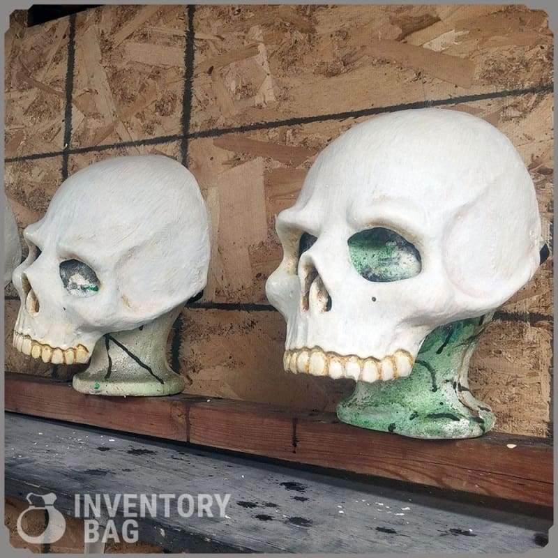 Human Skull - Masks Damocles Halloween Masks