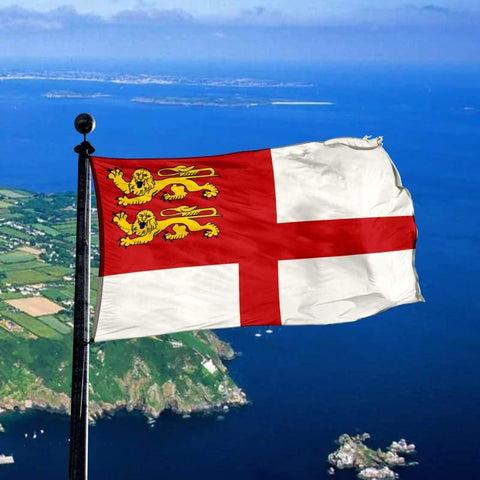 Island Of Sark Flag - Flags Banners & Accessories Flag Flags