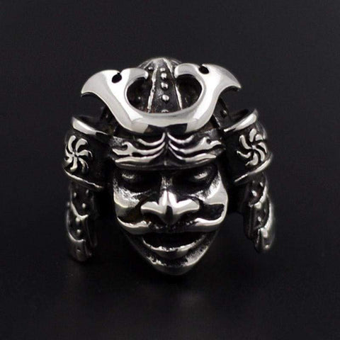 Japanese Samurai Ring - Rings Jewelry Rings Samurai