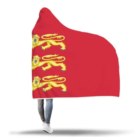 Image of King Richard Hooded Blanket - Hooded Blanket Blankets Hooded Blankets