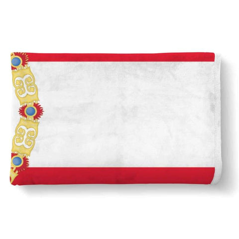Image of Kingdom Of Poland Blanket - Blanket Blankets Poland