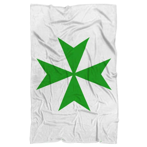 Image of Knights Of St Lazarus Blanket - Blanket Blankets