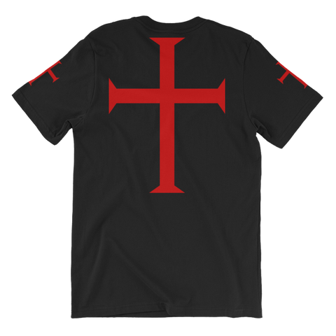 Image of Knights Templar T-Shirt - T-Shirt