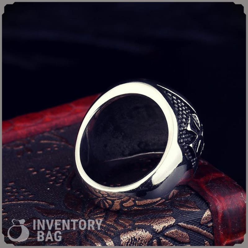 Knights Templars Ring - Rings Jewelry Knights Rings