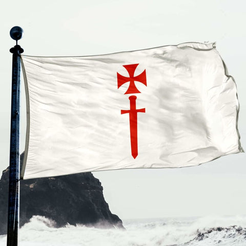 Livonian Brothers Of The Sword Flag - Flags Banners & Accessories Flag Flags