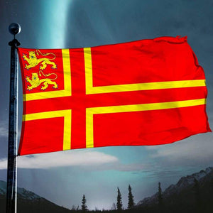 Norman Flag - Flag Flags Vikings