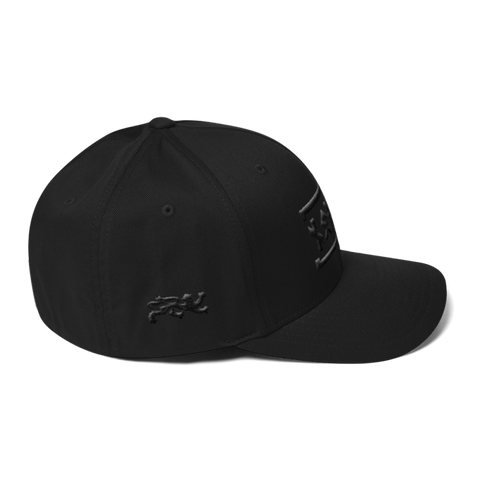 Image of Norman Runes Flexfit Hat - Hats & Caps Hats Vikings