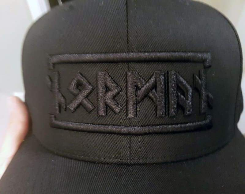 Norman Runes Flexfit Hat - Hats & Caps Hats Vikings