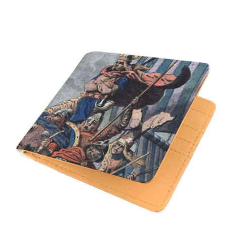 Norman Viking Mens Wallet - Mens Wallet Mens Wallets