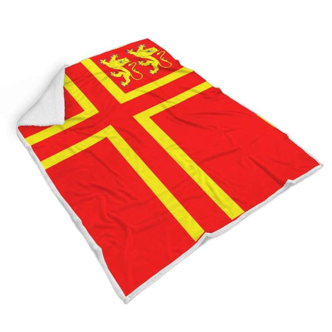 Image of Normandy Blanket - Blanket Blankets