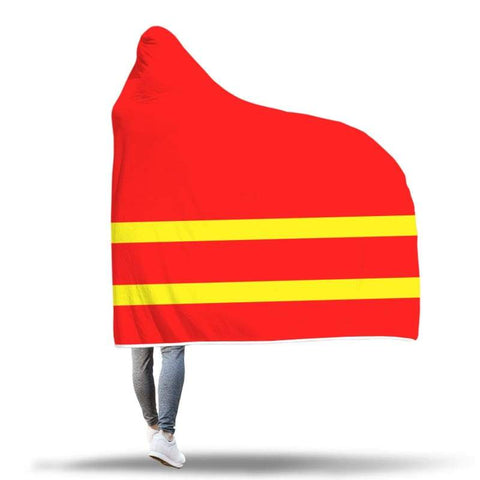 Image of Normandy Hooded Blanket - Hooded Blanket Blankets Hooded Blankets