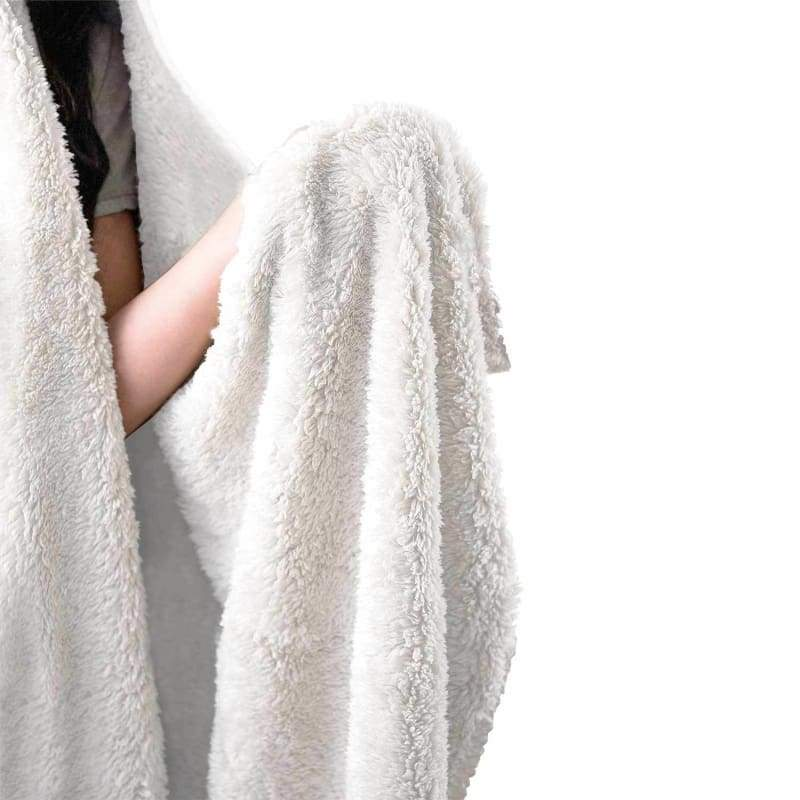 Normandy Hooded Blanket - Hooded Blanket Blankets Hooded Blankets