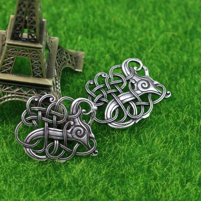 Norse Brooch - Brooches