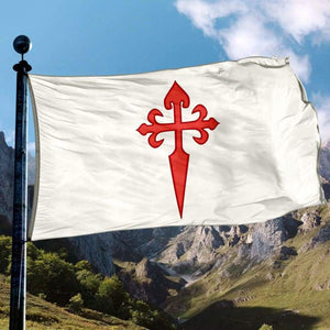 Order Of Santiago Flag - Flags Banners & Accessories Flag Flags