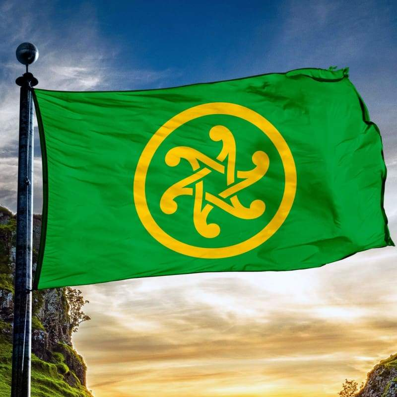 Pan-Celtic Flag - Flags Banners & Accessories Flag Flags