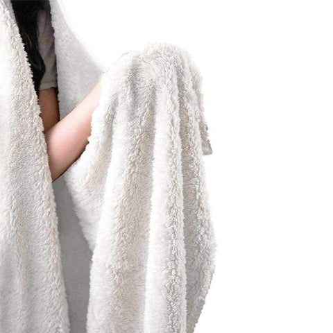 Image of Poland Hooded Blanket - Hooded Blanket Blankets Hooded Blankets Poland