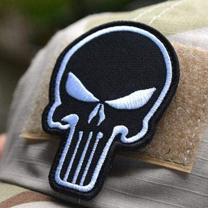 Punisher Badge - Patches Patches