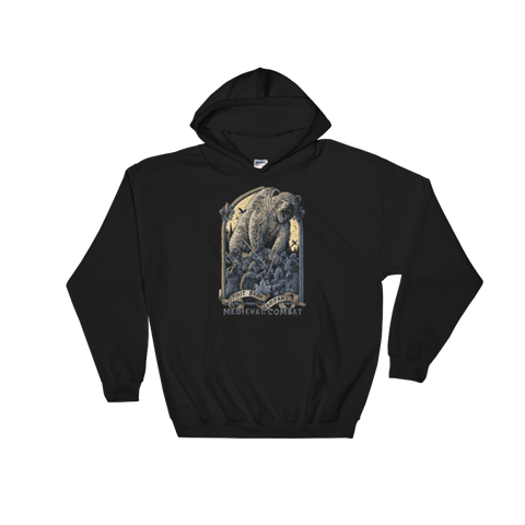 Spirit Bear Company - Medieval Combat Hoodie - S - Apparel Hoodies Spirit Bear Company