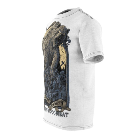 Spirit Bear Company - Medieval Combat T-Shirt - All Over Prints All Over Print Mens Clothing Spirit Bear Company T-Shirts Unisex